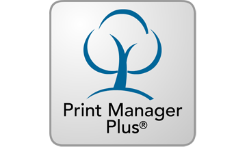 print manager plus logo