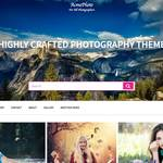 AcmePhoto Wordpress Theme