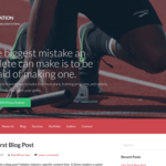 Activation Wordpress Theme