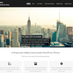 Adamos WordPress Theme
