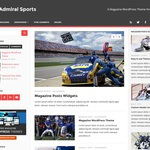 Admiral Wordpress Theme