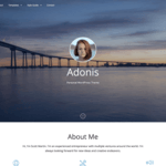Adonis Wordpress Theme