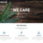 Advance WordPress Theme