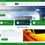 Advance Automobile Wordpress Theme
