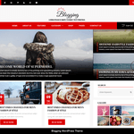 Advance Blogging Wordpress Theme