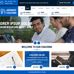 Advance Coaching Wordpress Theme