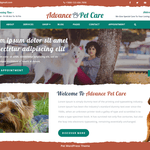 Advance Pet Care Wordpress Theme