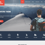 Adventure Lite Wordpress Theme