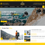 Adventure Travelling Wordpress Theme
