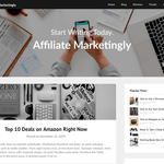 Affiliate Marketingly WordPress Theme