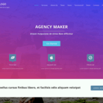 Agency Maker Wordpress Theme