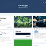 Akyl WordPress Theme