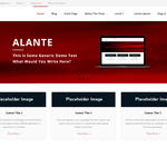Alante Wordpress Theme