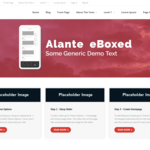 Alante eBoxed Wordpress Theme