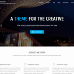 Alchem Wordpress Theme