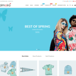 Almaira Shop WordPress Theme