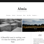 Almia WordPress Theme
