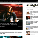 Almighty Wordpress Theme
