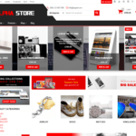 Alpha Store Wordpress Theme