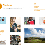 AltoFocus Wordpress Theme