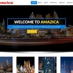 Amazica Wordpress Theme