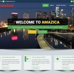 Amazica Business Wordpress Theme