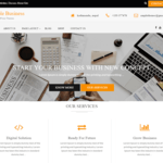 Ample Business Wordpress Theme