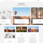 Anna Lite Wordpress Theme