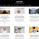 Anther WordPress Theme
