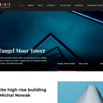 Architectonic WordPress Theme
