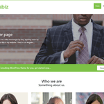 ArenaBiz Wordpress Theme