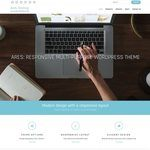 Ares Wordpress Theme