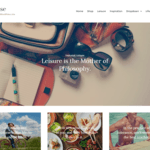 Arouse Wordpress Theme