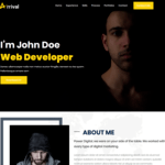 Arrival Me WordPress Theme