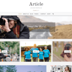 Article Lite WordPress Theme