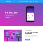 Arya Multipurpose Wordpress Theme