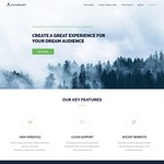 Ascendant Wordpress Theme