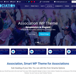 AssociationX WordPress Theme