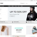 AStore Wordpress Theme