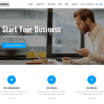 AT Business Wordpress Theme