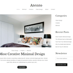 Atento Wordpress Theme