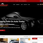 Autoshop Wordpress Theme