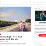 Avrilly Wordpress Theme