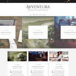 Avventura Lite Wordpress Theme