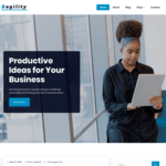 Bagility Wordpress Theme