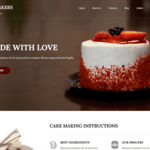 Bakers Lite Wordpress Theme