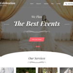 Banquet Hall Wordpress Theme