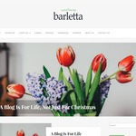 Barletta Wordpress Theme