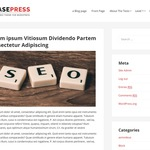 BasePress Wordpress Theme