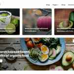 Bayleaf Wordpress Theme
